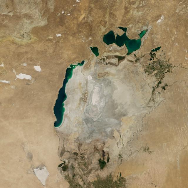 mar de aral 2014