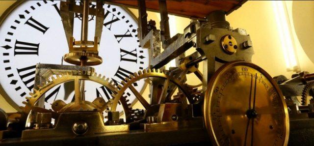 segundo, tiempo, rotación Tierra
